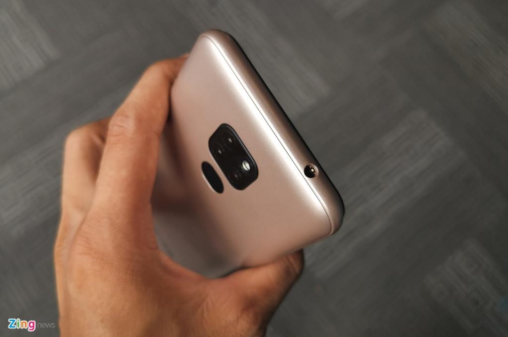 Asanzo ra mat smartphone gia 2,5 trieu dong hinh anh 4