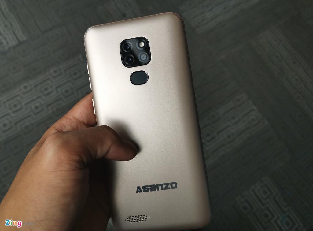 Asanzo ra mat smartphone gia 2,5 trieu dong hinh anh 5