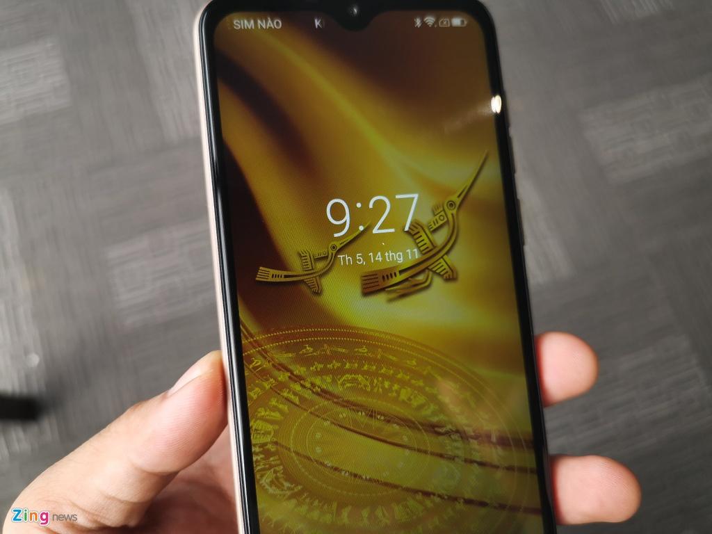 Asanzo ra mat smartphone gia 2,5 trieu dong hinh anh 3
