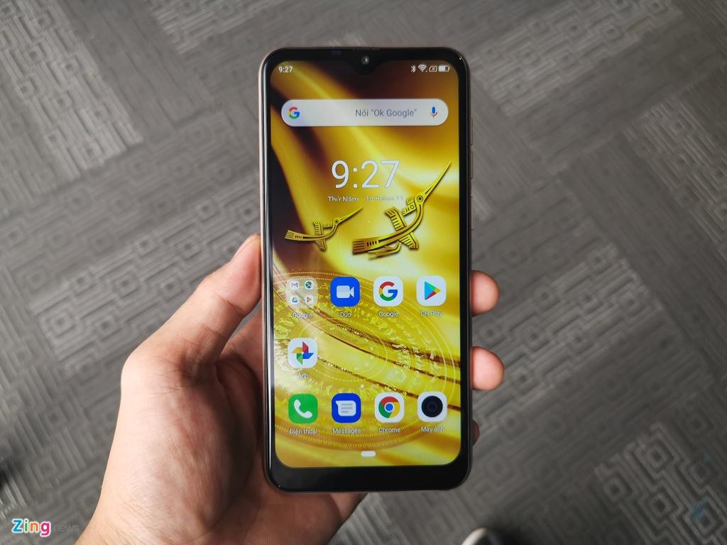 Asanzo ra mat smartphone gia 2,5 trieu dong hinh anh 2