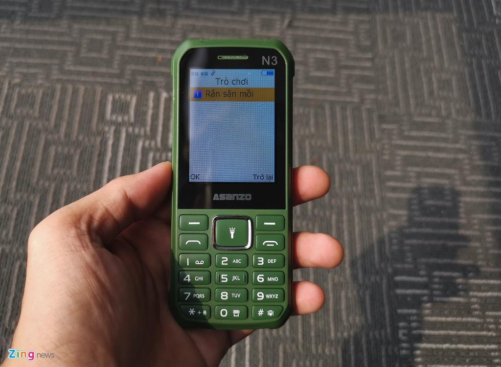 Asanzo ra mat smartphone gia 2,5 trieu dong hinh anh 7