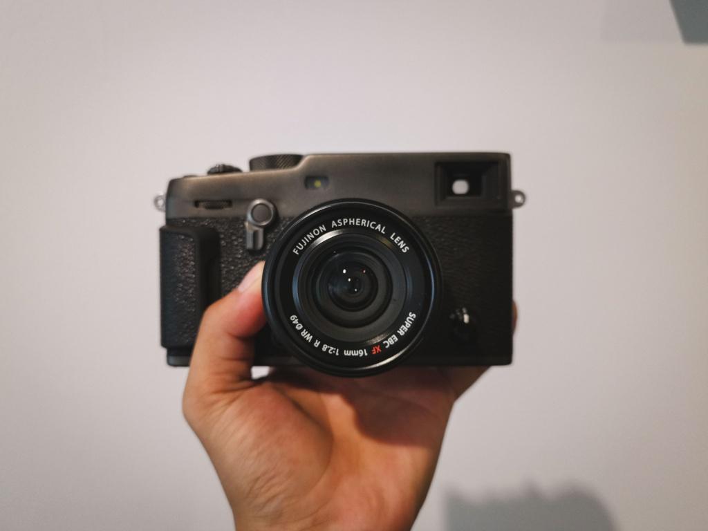 Danh gia Fujifilm X-Pro3 - chi fan cung moi mua hinh anh 1