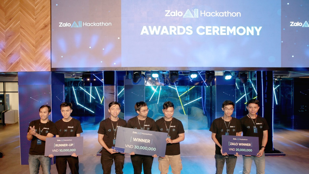 Zalo AI Summit: Ve dep cua AI khong chi den tu thuat toan hinh anh 14 31.jpg