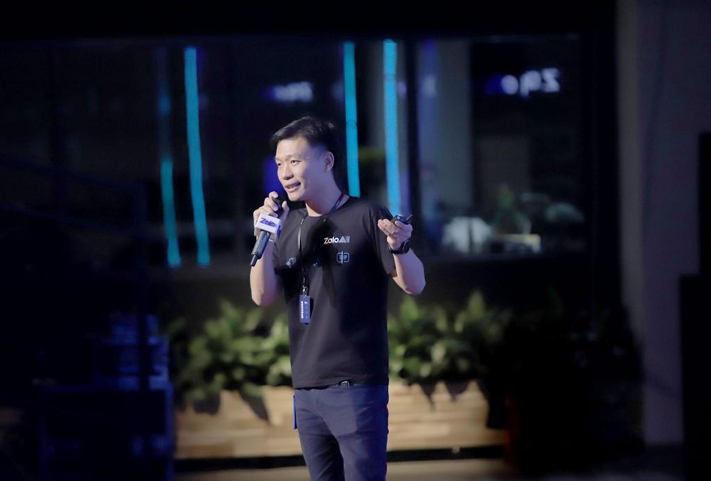 Zalo AI Summit: Ve dep cua AI khong chi den tu thuat toan hinh anh 8 44.jpg