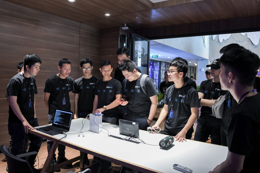 Zalo AI Summit anh 11