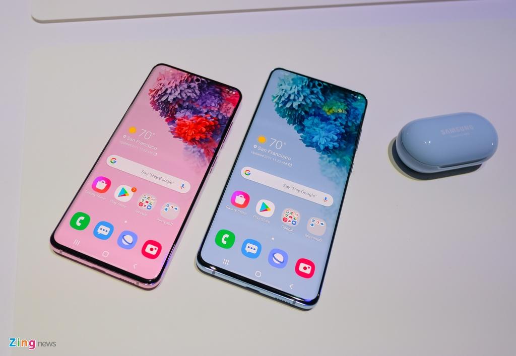 Chi tiet Galaxy S20 - den luc Samsung toi uu tung trai nghiem hinh anh 11 galaxy_s20_zing_3071.jpg