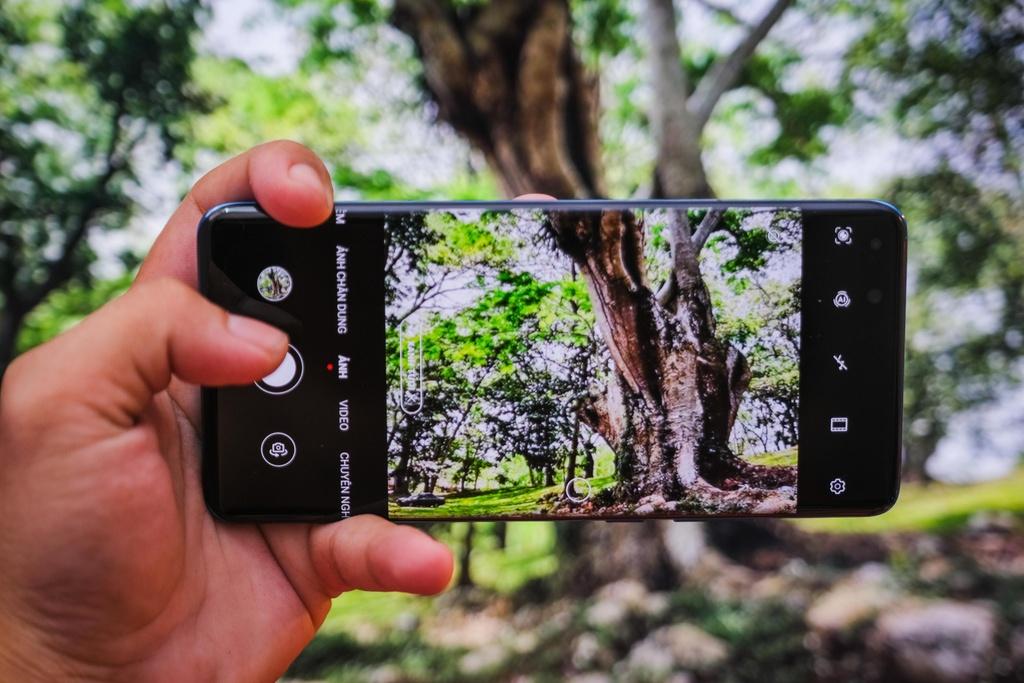 Huawei P40 Series ra mat o VN, nang cap manh camera, tu 18 trieu dong hinh anh 6 Huawei_P40_Pro_3415.jpg