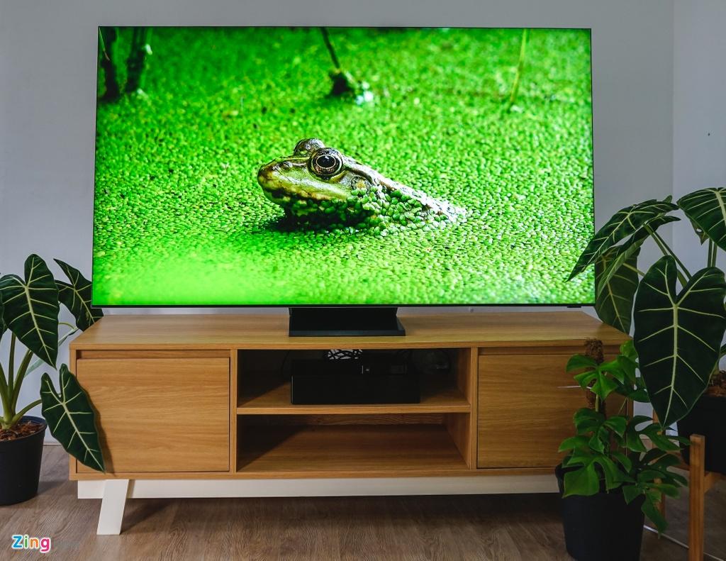 TV QLED Q950TS anh 5