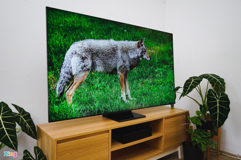 TV QLED Q950TS anh 9