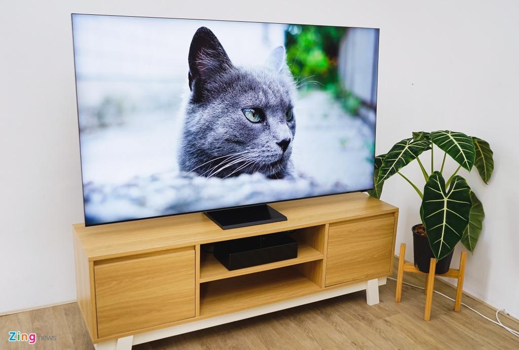 TV QLED Q950TS anh 1