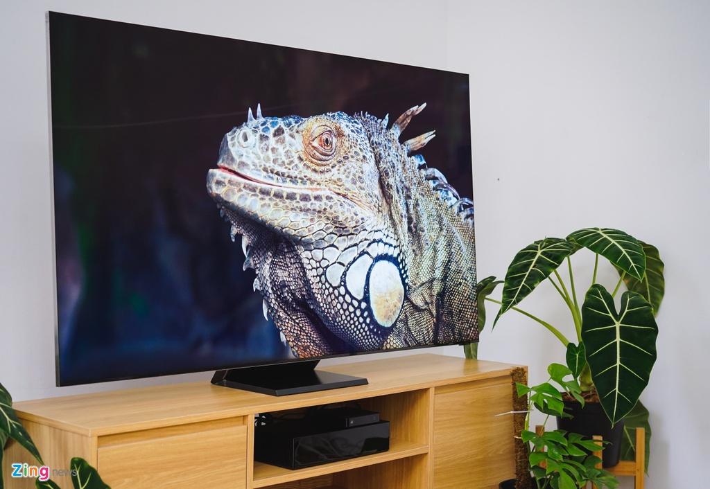 TV QLED Q950TS anh 4