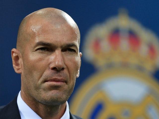 Real Madrid hon loan cua Zidane se mo ra co hoi voi Mourinho hinh anh 1