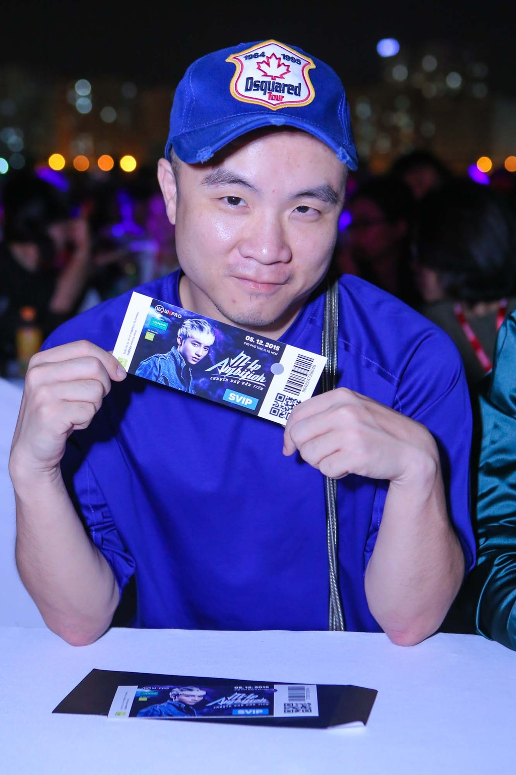 Thieu Bao Tram toi xem live show cua Son Tung hinh anh 12
