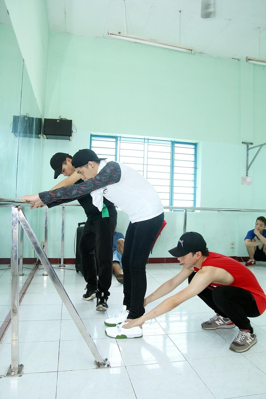 Phuong Thanh va mo hoi tap nhay cung Noo Phuoc Thinh hinh anh 8