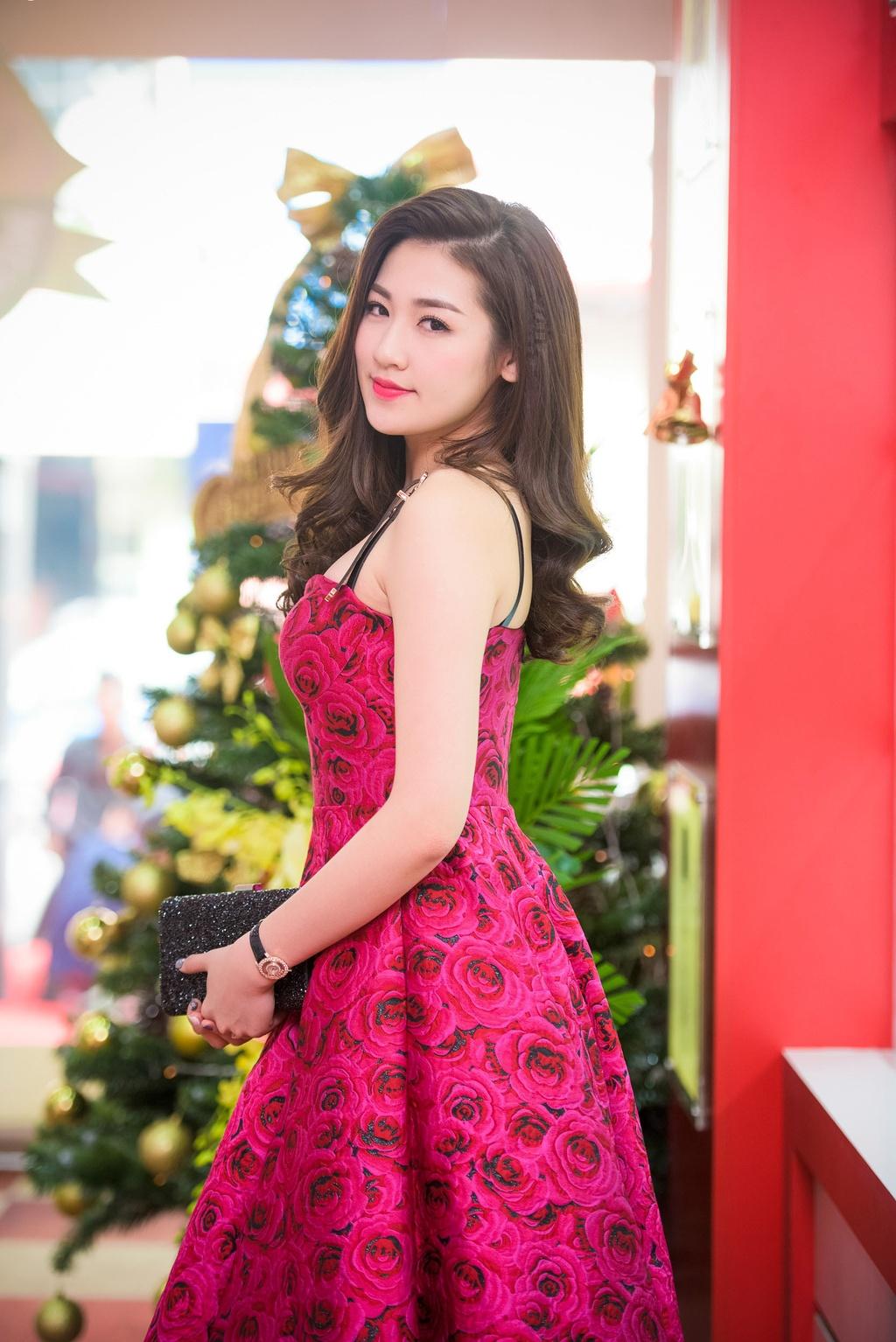 Ngoc Han - Tu Anh than thiet nhu chi em hinh anh 5