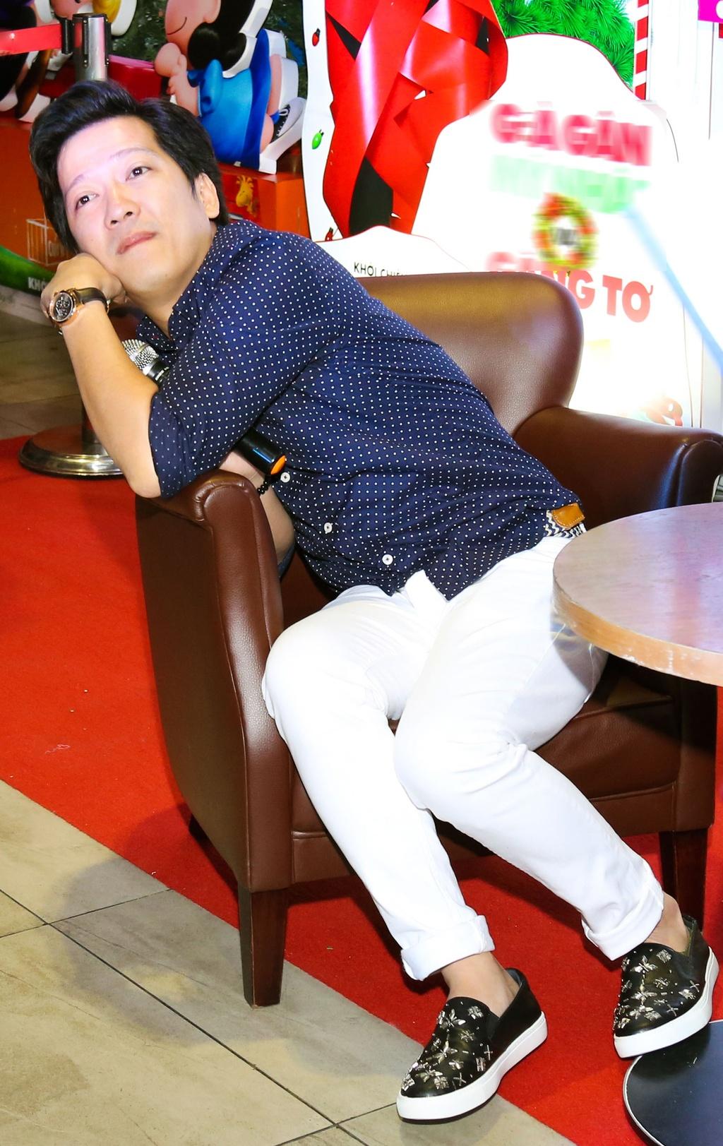 Truong Giang bi fan chat van chuyen tinh cam voi Nha Phuong hinh anh 3