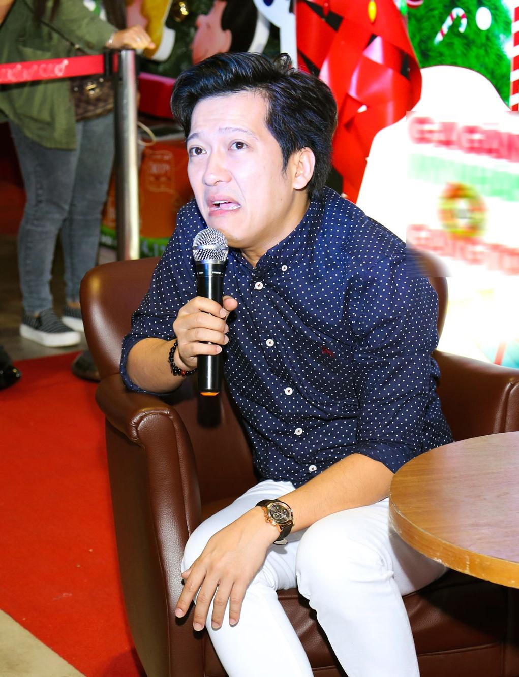 Truong Giang bi fan chat van chuyen tinh cam voi Nha Phuong hinh anh 4