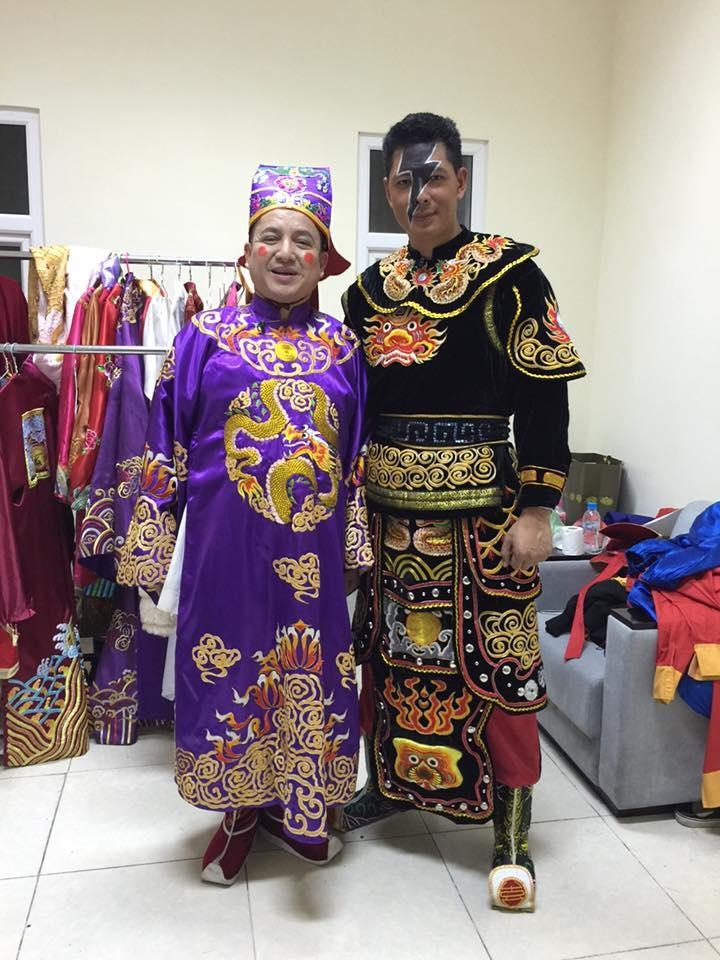 Binh Minh lam Thien Loi trong Tao Quan 2016 hinh anh 2