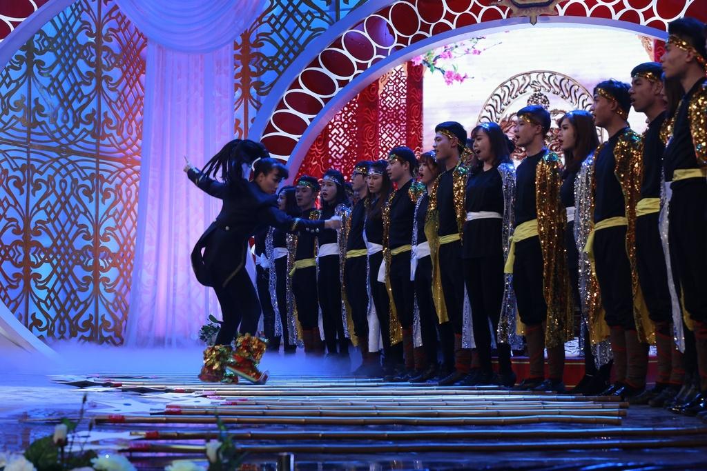 Binh Minh lam Thien Loi trong Tao Quan 2016 hinh anh 7