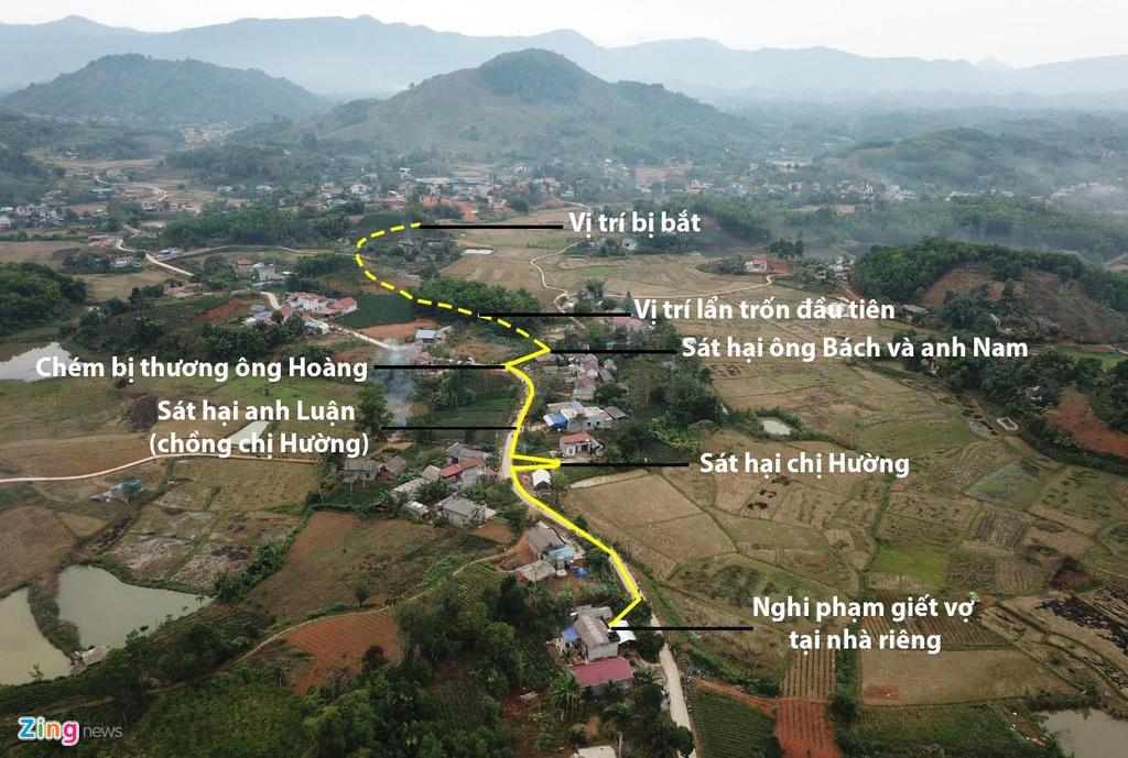 Tham sat 5 nguoi Thai Nguyen anh 1