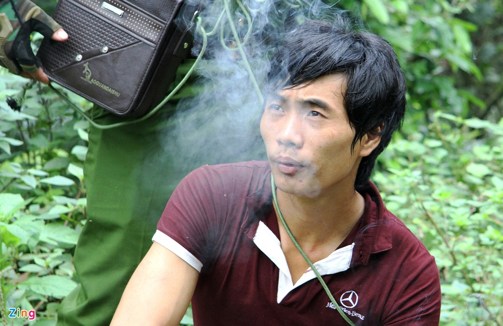 5 gio giap mat nghi can giet 4 nguoi o Lao Cai hinh anh 10