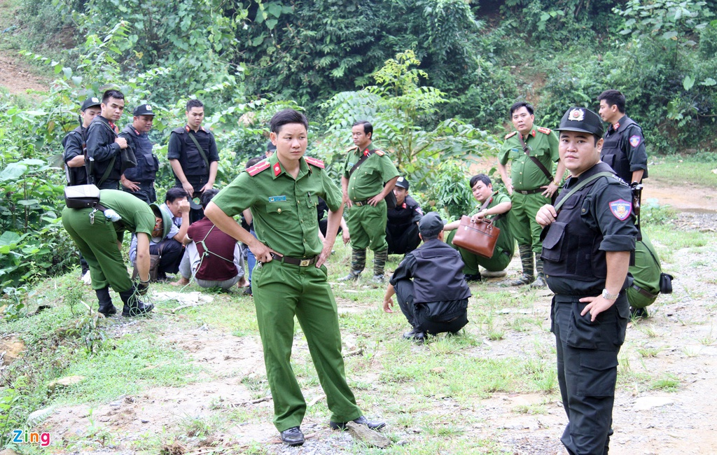 5 gio giap mat nghi can giet 4 nguoi o Lao Cai hinh anh 4