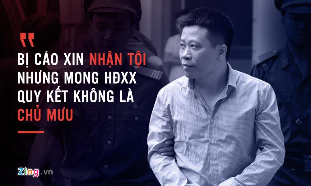 Ha Van Tham xin toa nhung gi trong phan tu bao chua? hinh anh 1