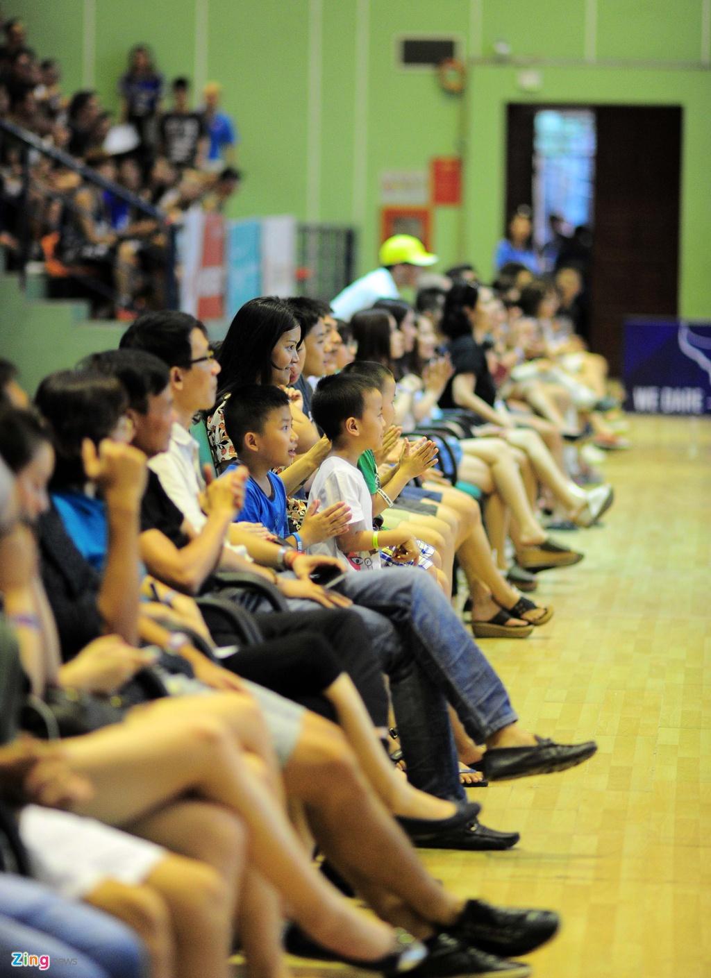 Saigon Heat thua nguoc Hanoi Buffaloes ngay khai mac VBA hinh anh 3