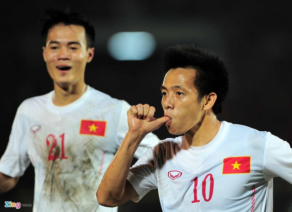 DT Viet Nam danh bai Myanmar anh 7