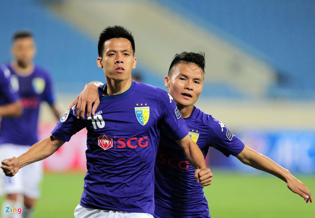 Van Quyet lap sieu pham, Ha Noi hoa tran dau AFC Cup hinh anh 8