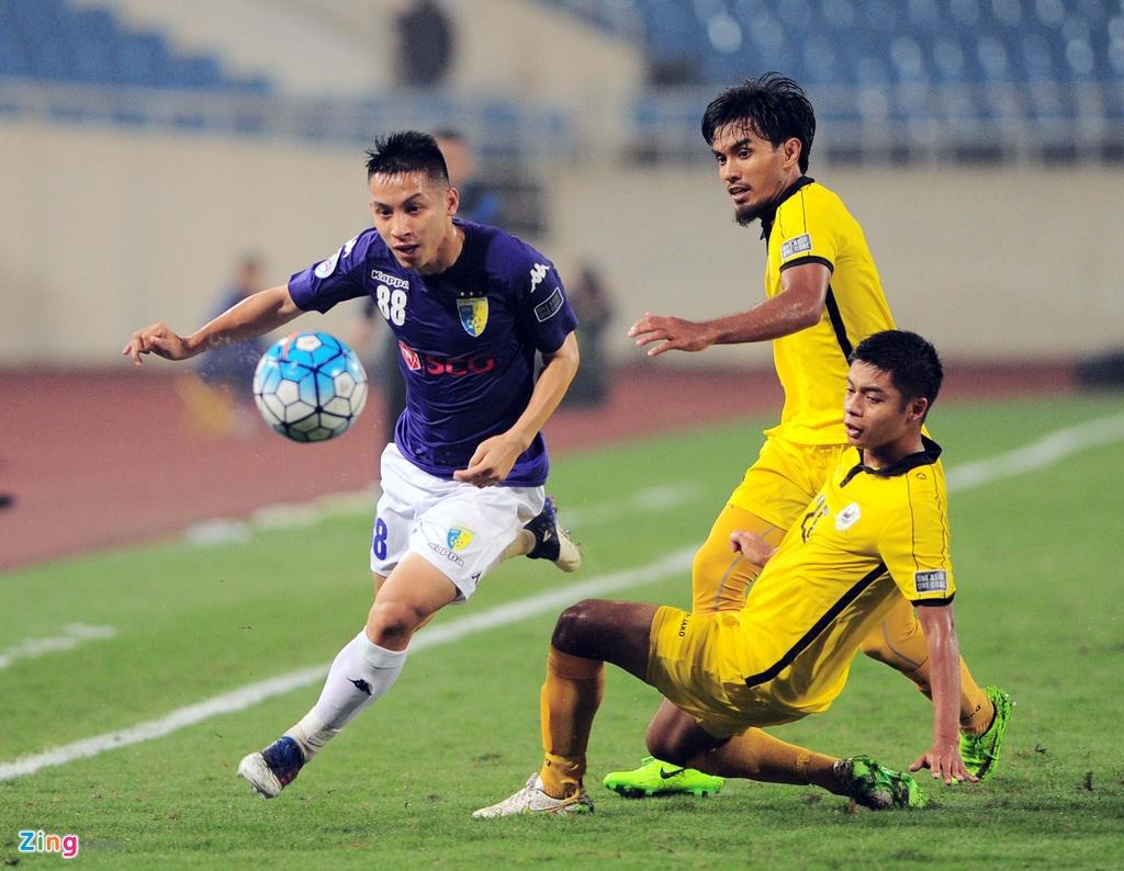 Thang 4-0, Gonzalo van an mung kieu Dinh Luat hinh anh 8
