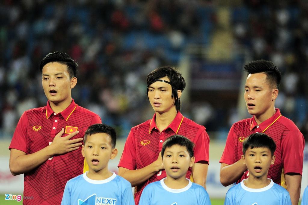 Cong Phuong, Tuan Anh duoc U20 Argentina 'khai sang' ve bong da hinh anh 1