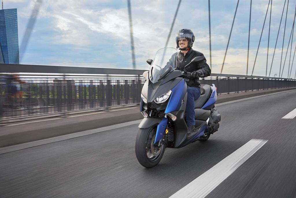 Yamaha X-Max 400 2018 - xe tay ga do thi co lon hinh anh 9