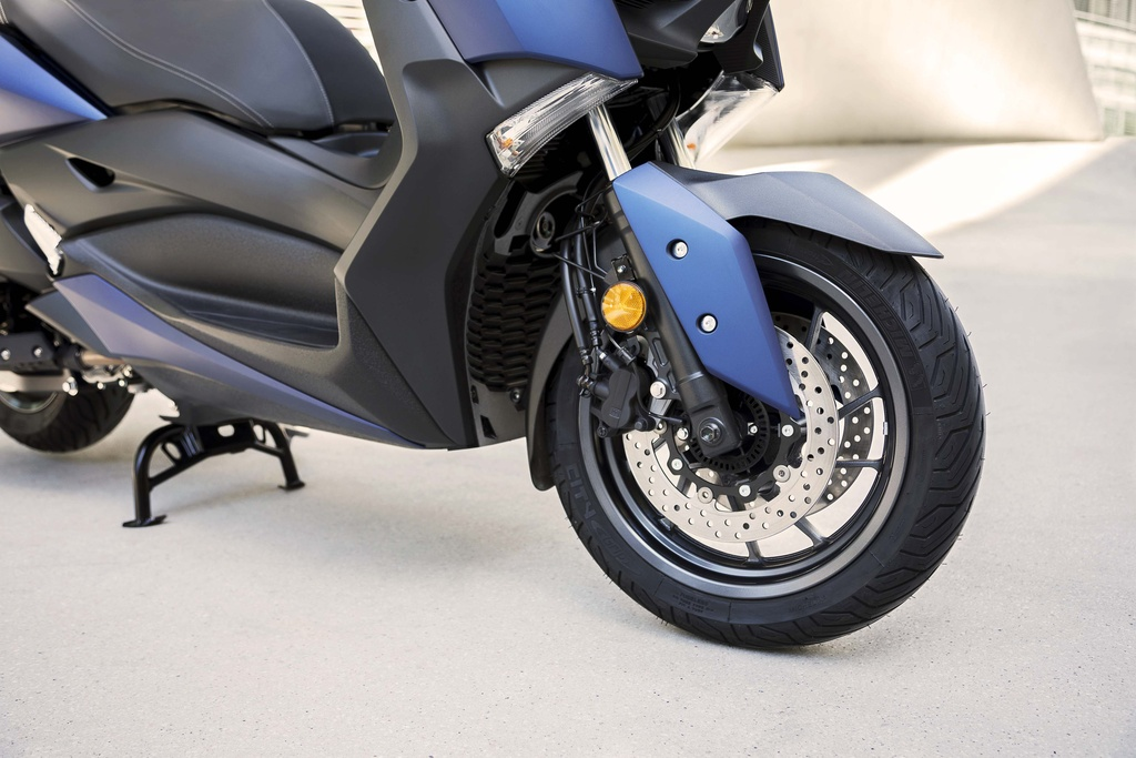 Yamaha X-Max 400 2018 - xe tay ga do thi co lon hinh anh 5