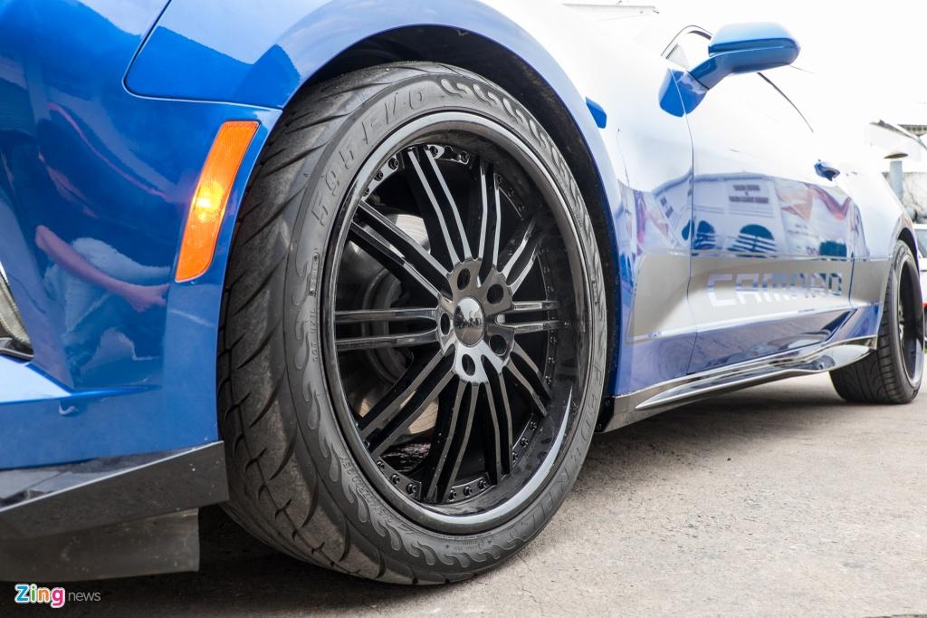 Chevrolet Camaro do phong cach ZL1 tai Sai Gon hinh anh 5