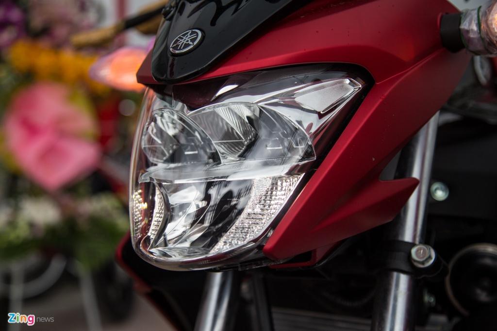 Yamaha FZ150i 2017 dau tien ve Viet Nam hinh anh 3