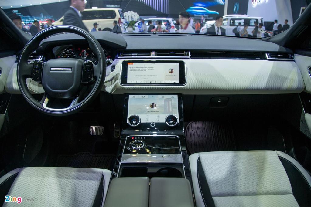 Range Rover Velar - SUV hang sang Anh quoc gia 4,9 ty dong hinh anh 8