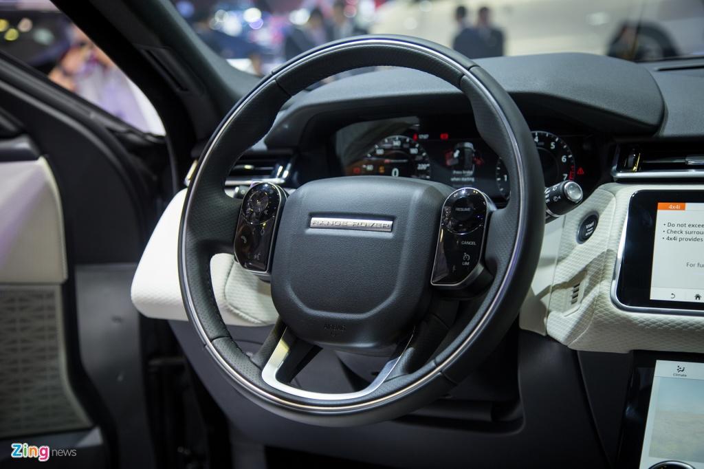 Range Rover Velar - SUV hang sang Anh quoc gia 4,9 ty dong hinh anh 10
