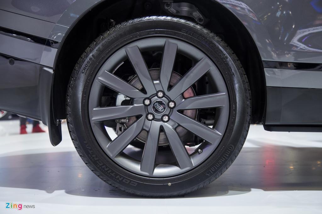 Range Rover Velar - SUV hang sang Anh quoc gia 4,9 ty dong hinh anh 5