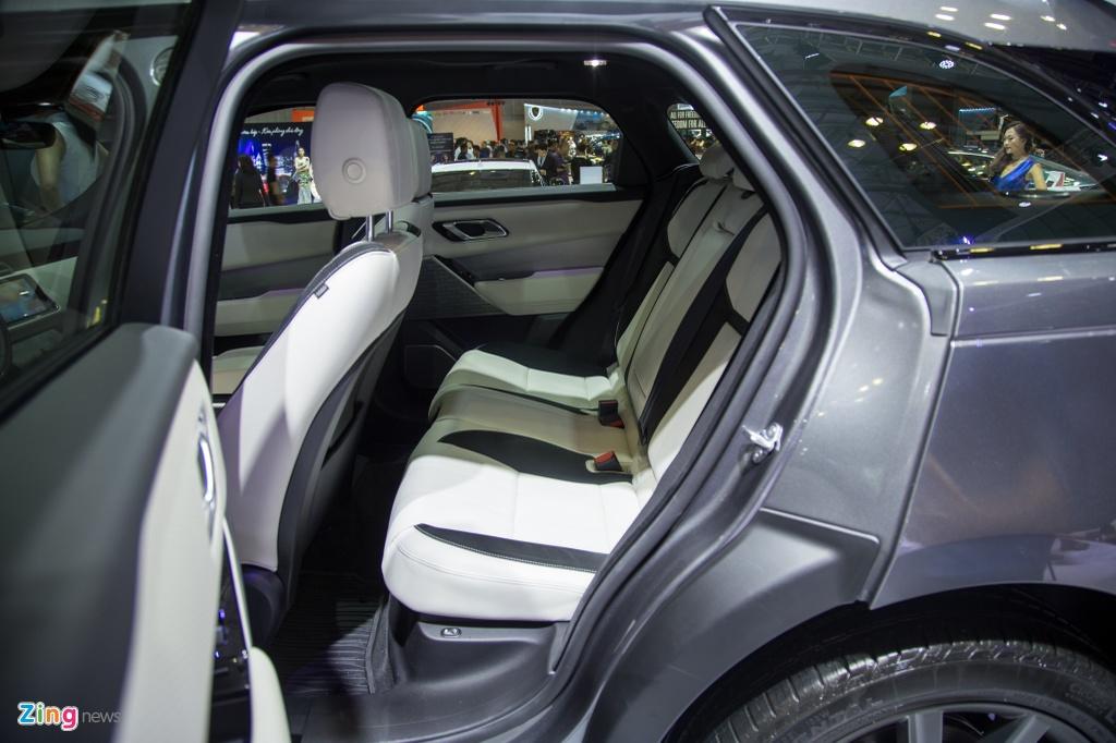 Range Rover Velar - SUV hang sang Anh quoc gia 4,9 ty dong hinh anh 12