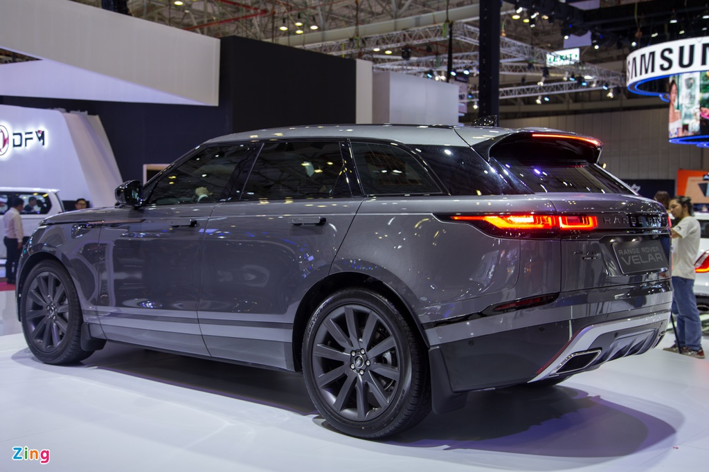 Range Rover Velar - SUV hang sang Anh quoc gia 4,9 ty dong hinh anh 4