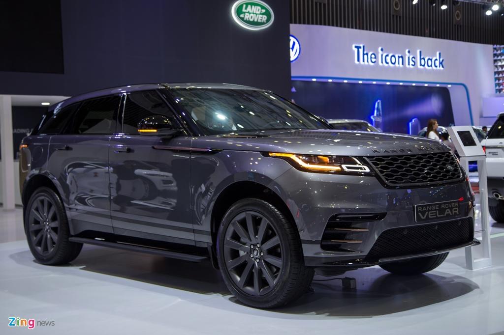 Range Rover Velar - SUV hang sang Anh quoc gia 4,9 ty dong hinh anh 1