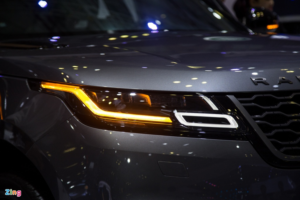 Range Rover Velar - SUV hang sang Anh quoc gia 4,9 ty dong hinh anh 3