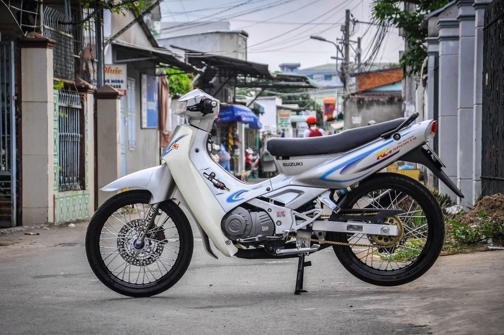 Suzuki 'xi po' do 200 trieu tien do choi tai Can Tho hinh anh 4