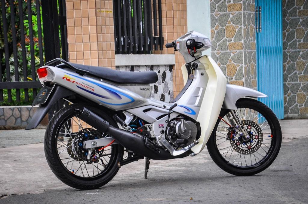 Suzuki 'xi po' do 200 trieu tien do choi tai Can Tho hinh anh 10