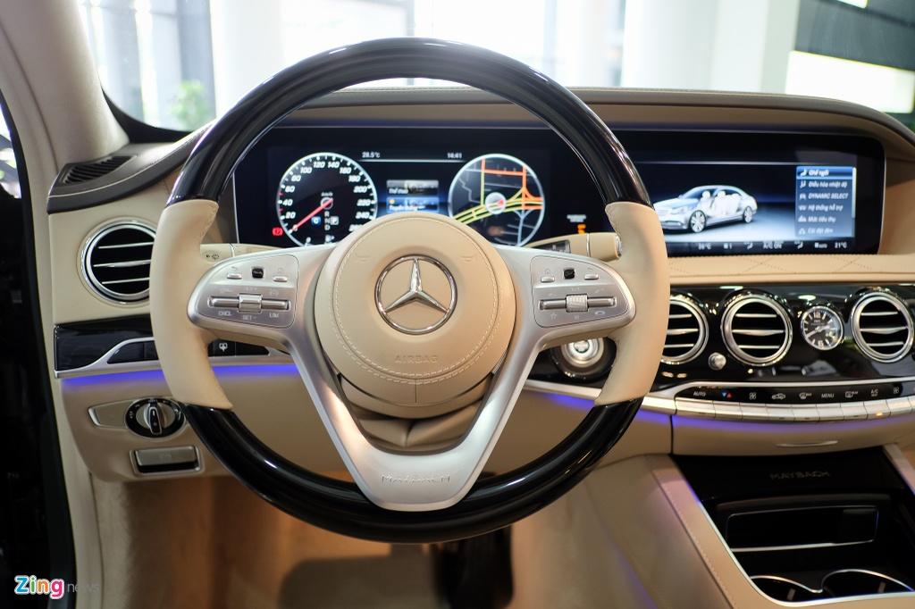 Mercedes-Benz S-Class 2018 anh 7