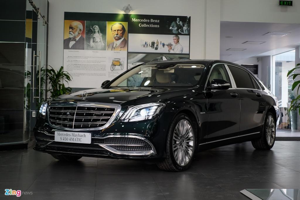 Mercedes-Benz S-Class 2018 anh 2