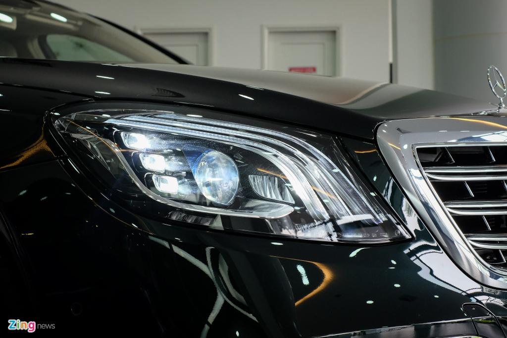 Mercedes-Benz S-Class 2018 anh 3