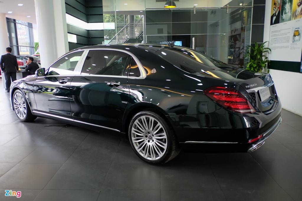 Mercedes-Benz S-Class 2018 anh 4