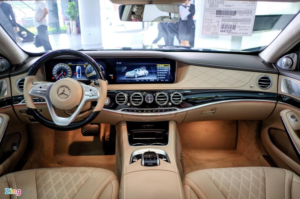 Mercedes-Benz S-Class 2018 anh 6